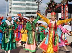 Best of Mongolia with Naadam Festival Tour