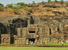 Combo Ajanta & Ellora Cave Guided Tour Tour