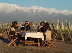 Luxury Food & Wine tour in Argentina & Chile in 14 days Tour