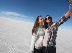 Bolivia Salt Flats Express Tour