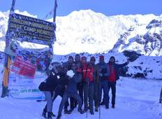 14 Days Annapurna Base Camp Trek - Annapurna Sanctuary Trek  Tour