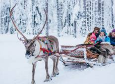 Wild Lapland 5 Days Winter Experience in Pello, Finland Tour