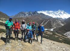 Everest Base Camp Trek -12 Tage Rundreise