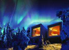 Natural wonders of Finnish Lapland - Exclusive Luxury Holidays Tour
