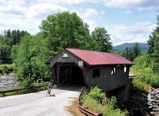 Southern Vermont Bike Tour - 6 Days Tour