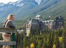 Best of the Canadian Rockies Tour