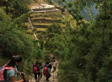 Classic Inca Trail 4-days To Machu Picchu  Tour