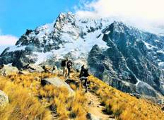 Salkantay Trek to Machu Picchu - 4 Days Tour