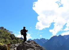 Lares Trek To Machu Picchu 4D/3N Tour