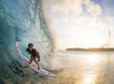 Shaka Life Surf Tour in the Maldives Tour