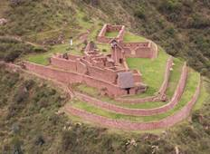Inca Quarry Trek to Machu Picchu - 4 Days Tour