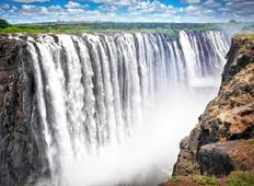 8 Days Okavango Delta and Victoria Falls Serviced Camping / Plus Tour