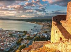 Best of Greece with 7 Day Cruise (July/ August, 16 Days) Tour