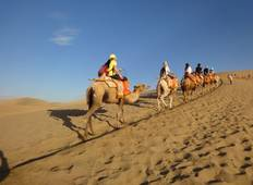 Tracks of Silk Road, No Shopping Stops Tour