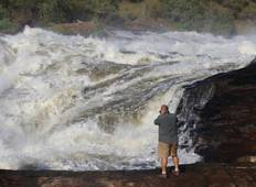Comfort Murchison Falls Safari : Rhinos, Waterfalls and Fishing Village Tour