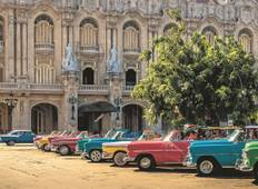 Taste of Cuba & the Caribbean with Colombia Experience 18 Days Tour