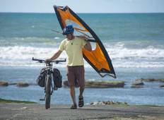 Wind Cycling North The Coconut Coast (Salvador - Aracajú) Tour