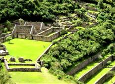 Choquequirao Trek to Machu Picchu -  7 Days Tour