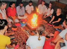 10 days Christmas and New Year Yoga retreat in Rishikesh India  Tour