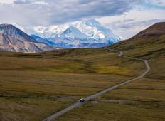 Alaska and Denali Camping: Wilderness & Wildlife Tour