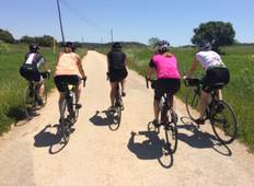 Algarve Guided Cycling Tour on the Authentic side Tour