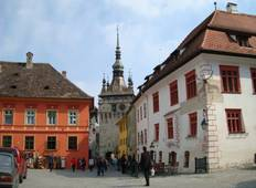 Private 4-Day Tour in Transylvania from Bucharest with Hotel Pick-up and Drop off Tour