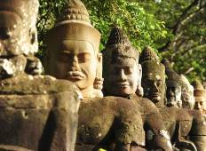 Road to Angkor - Cambodia 5 Days  Tour