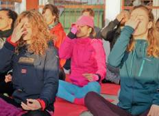 200 Hour Yoga Alliance Certified Teacher Training in Rishikesh, India Tour
