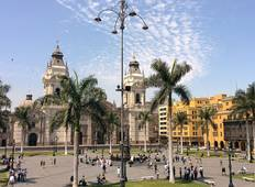 Cultural & Culinary Lima Tour