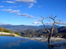 Central Mexico Sojourn: Mezcal & Mineral Pools Tour