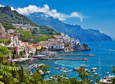 Amalfi Coast and Mountains Tour