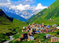 Mestia and the Trails of Svaneti Tour