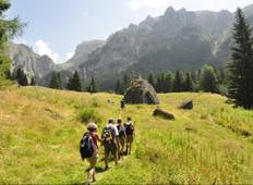 Transylvanian Alps Explorer Tour