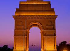 India\'s Hot Selling - 6 Days Golden Triangle Tour Tour
