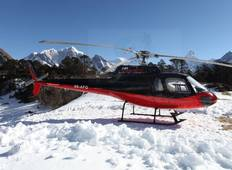 Helicopter Tour to Everest Base Camp 5 Hours Tour