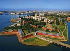 Weekend in St. Petersburg Tour
