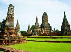 6 Days Treasures of Thailand Tour