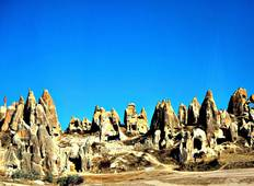Cappadocia Tour from Istanbul by Bus Optinal with Balloon Ride Tour