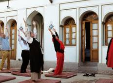 Yoga Holiday into Classic Iran Tour