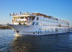 5 Stars Nile River Cruise 4 Days / 3 Nights Tour