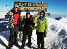 Kilimanjaro Hike (Machame Route) Tour