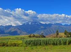 Peruvian Highlands: Colca Canyon, Lake Titicaca & Machu Picchu Tour