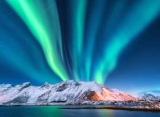 Capitals of Northern Lights in 5 days Tour