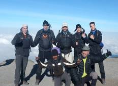 Kilimanjaro Climb  Rongai Route 8 days - Private options available Tour