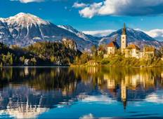 Lakes and Valleys of Slovenian Alps Tour