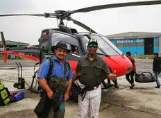 Everest Base Camp Trek with Helicopter Return  Tour