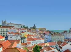 Discover Lisbon, Porto and the Douro Valley (port-to-port cruise) Tour