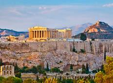 Rome to Athens  with  Islands (Outside cabin) Tour