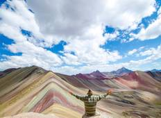 4 Day Rainbow Mountain + Ausangate Trek Tour