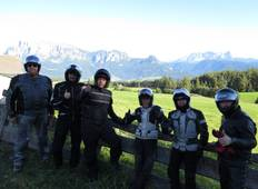 Alps Riding Academy Tour
